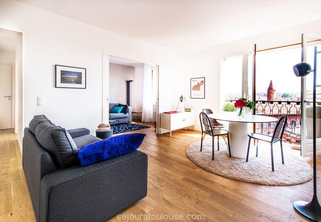 Appartement à Toulouse - OZENNE Carmes Balcon Hyper Centre