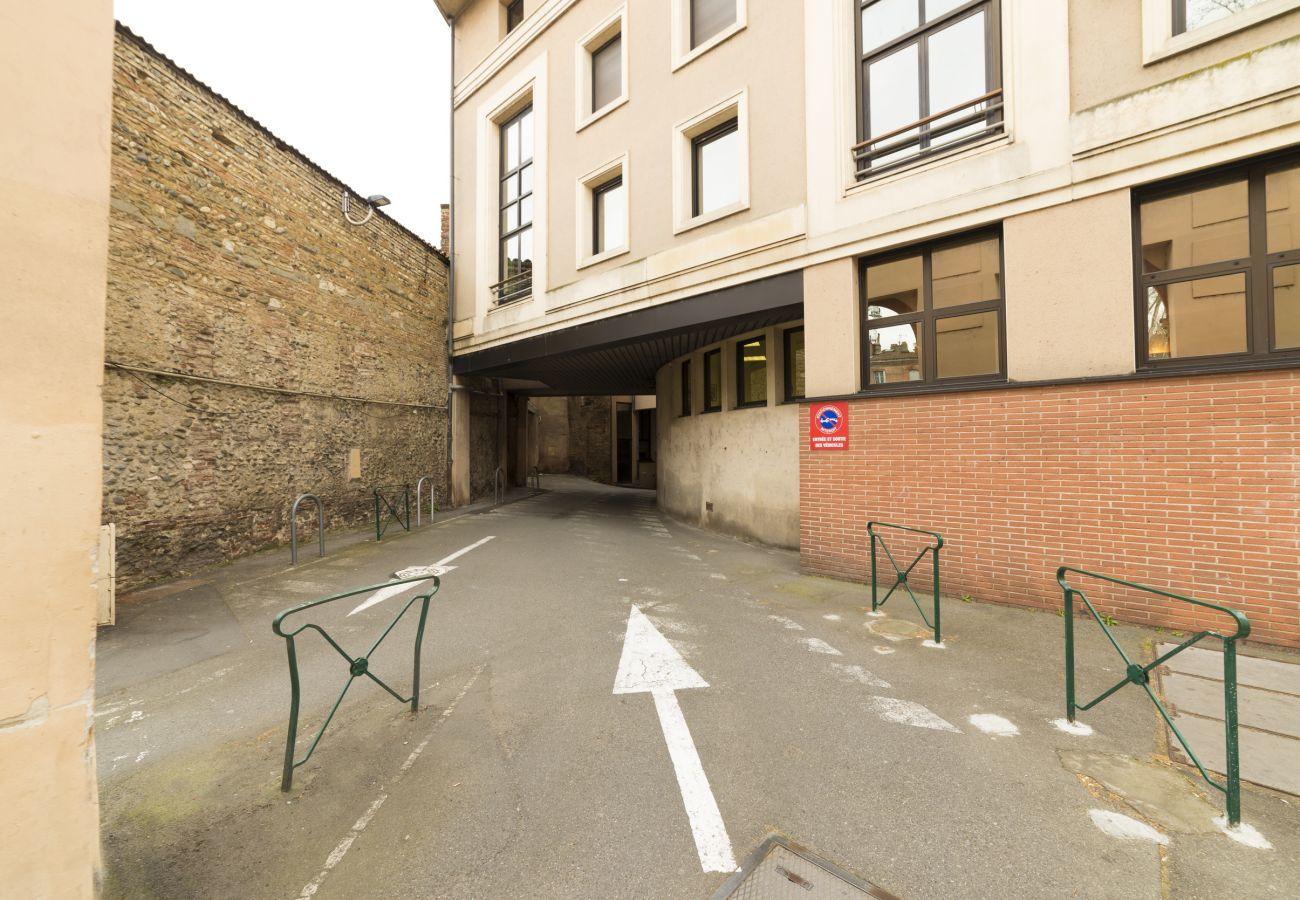 Studio à Toulouse - CARRE ST. PIERRE DÔME Hyper Centre