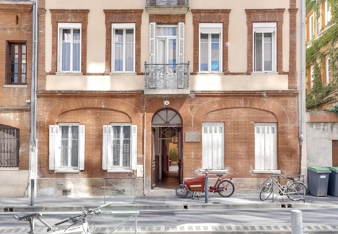 Appartement à Toulouse - CASA GARDEL VOLVER Hyper Centre