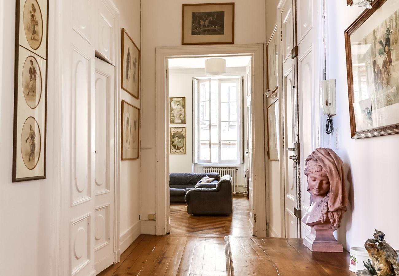 Appartement à Toulouse - TOLOSANE Carmes Hyper Centre