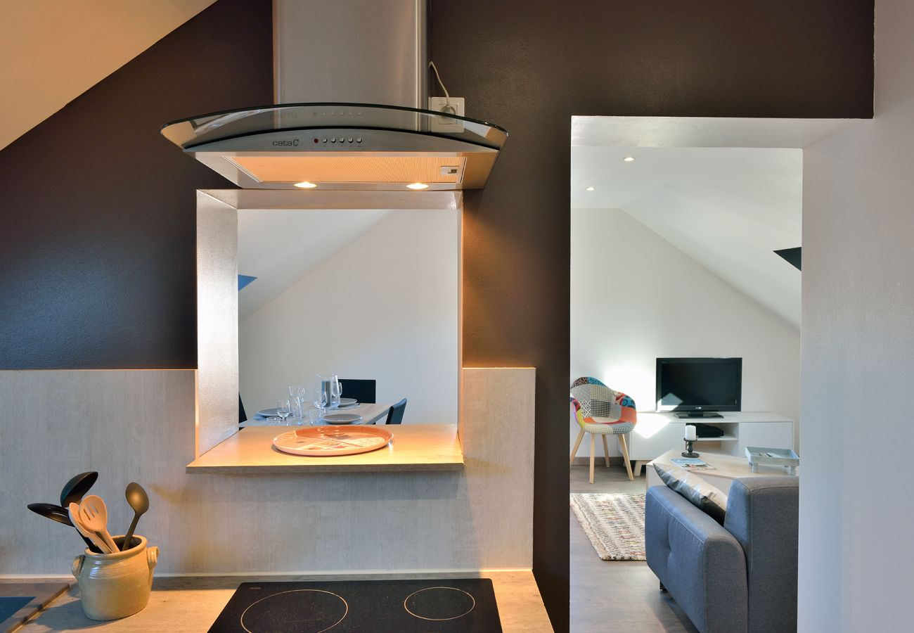 Appartement à Brive-la-Gaillarde - BUGEAUD #20 - Appartement chaleureux - 2 chambres