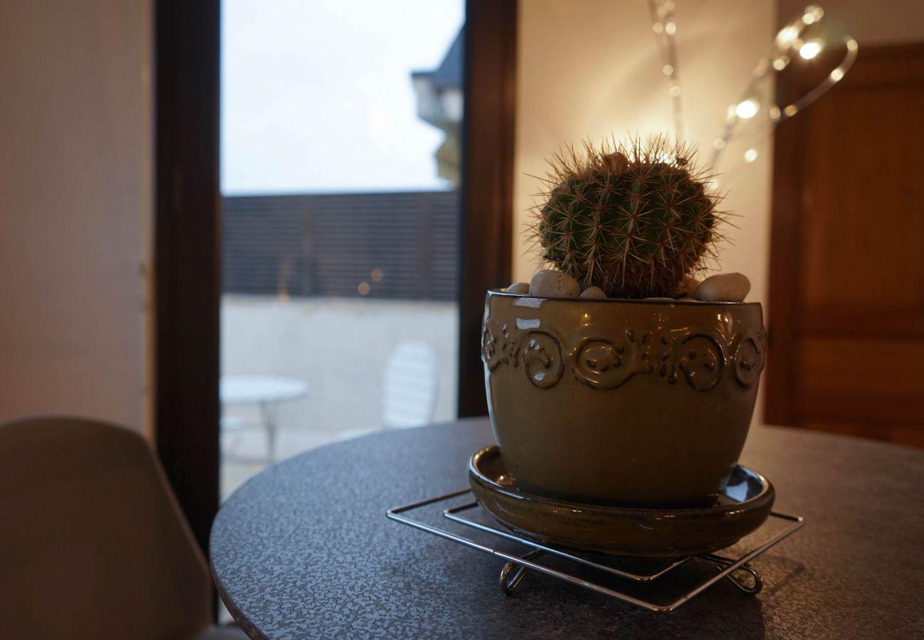 Studio à Brive-la-Gaillarde - FRERES LUMIERES #2 - Studio Cocooning - 1 Chambre