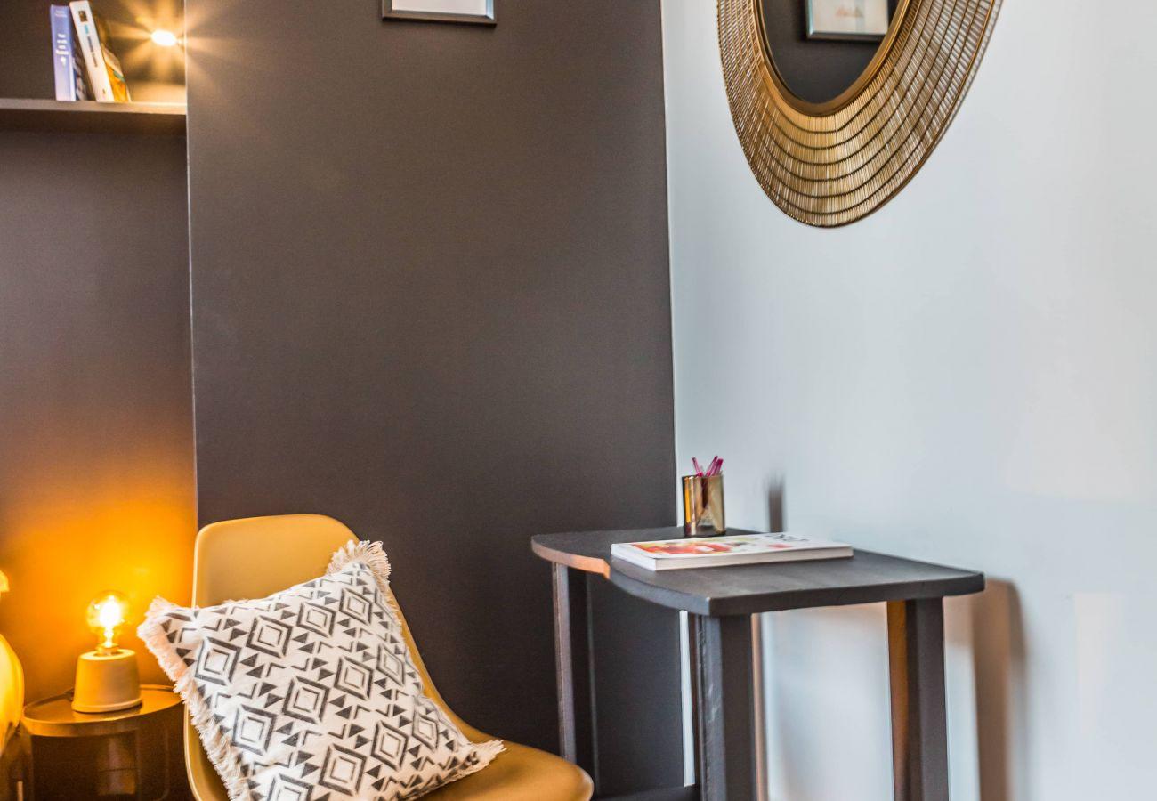 Appartement à Brive-la-Gaillarde - BLAISE RAYNAL #1 - Appartement coquet - 1 chambre