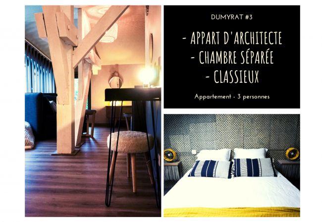 à Brive-la-Gaillarde - DUMYRAT #3 - Refuge urbain - 1 chambre