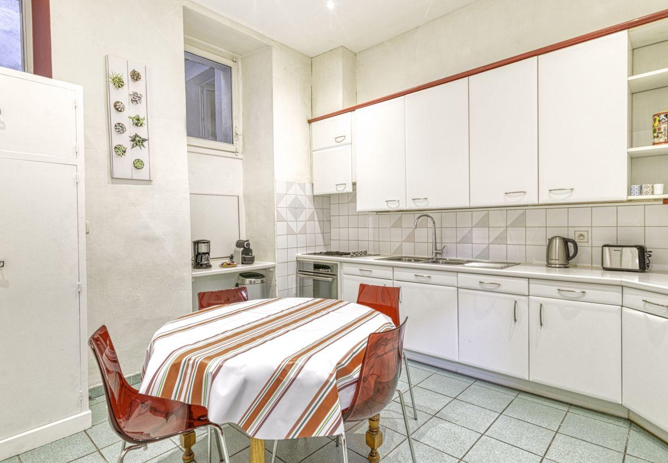 Appartement à Toulouse - CARMES OZENNE Parking