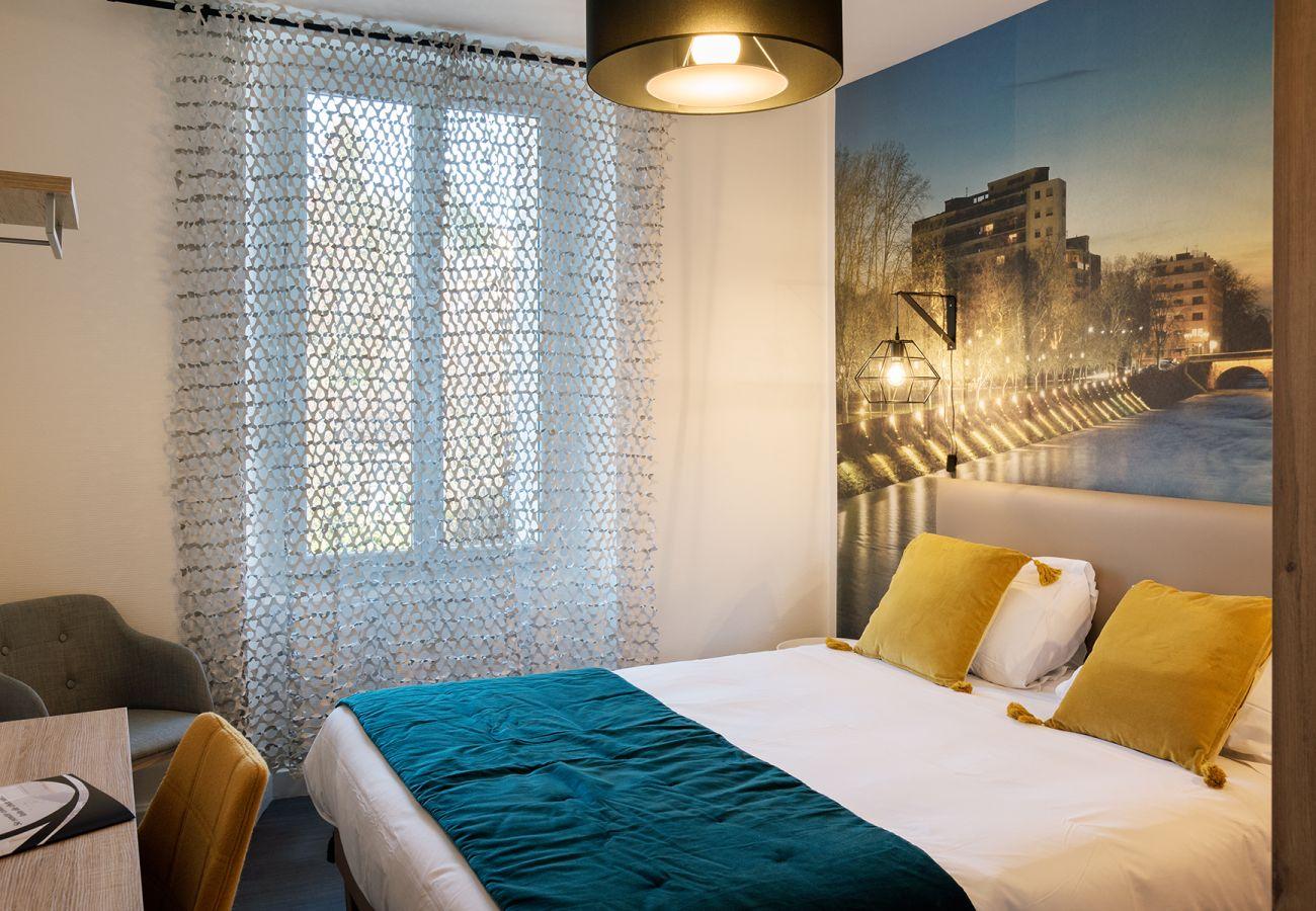 Appartement à Brive-la-Gaillarde - TURGOT #80 - L'Appart. 100% Gaillard - 2 chambres