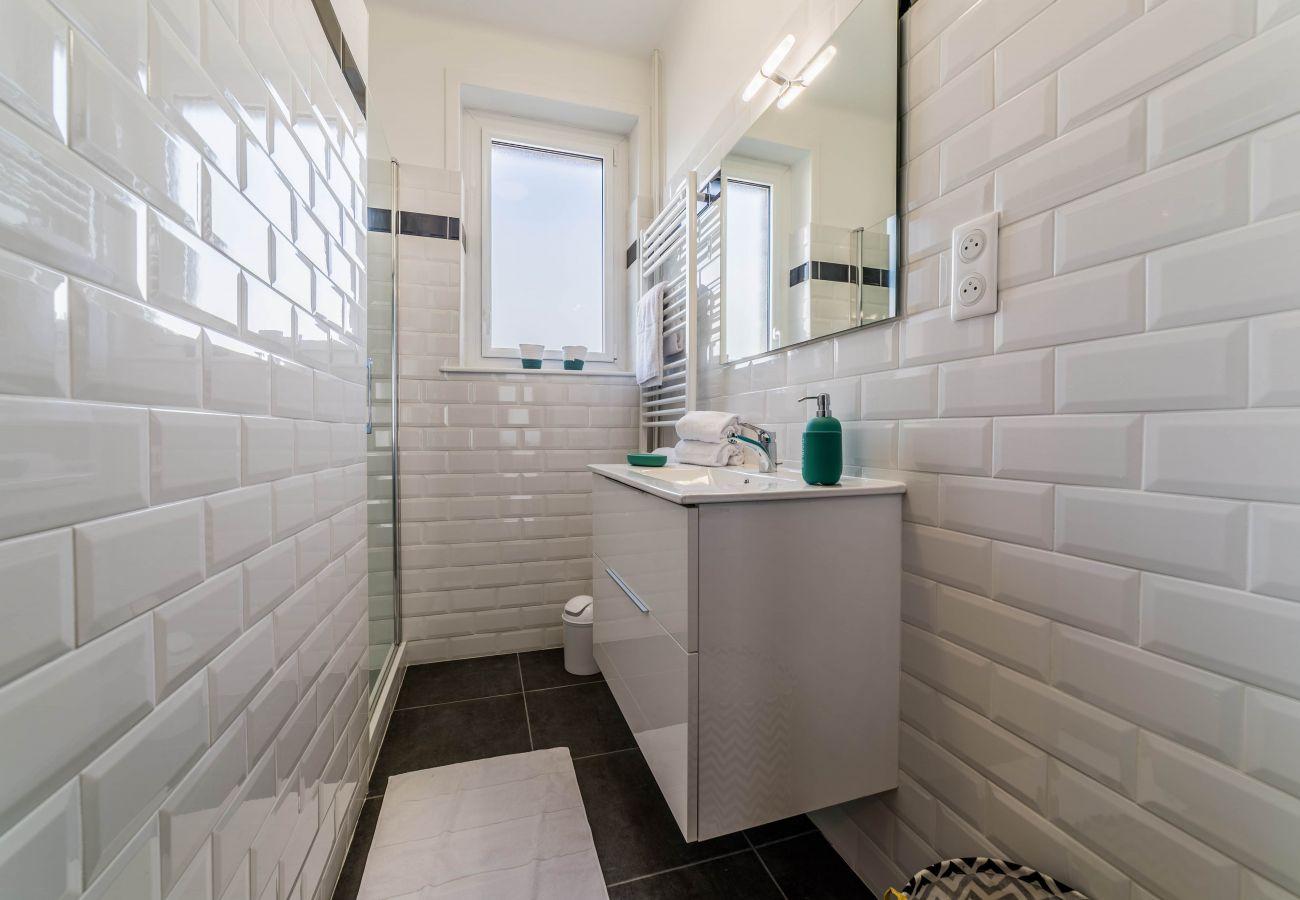 Appartement à Brive-la-Gaillarde - LABRUNIE #6 - Espace chic et nature - 2 chambres