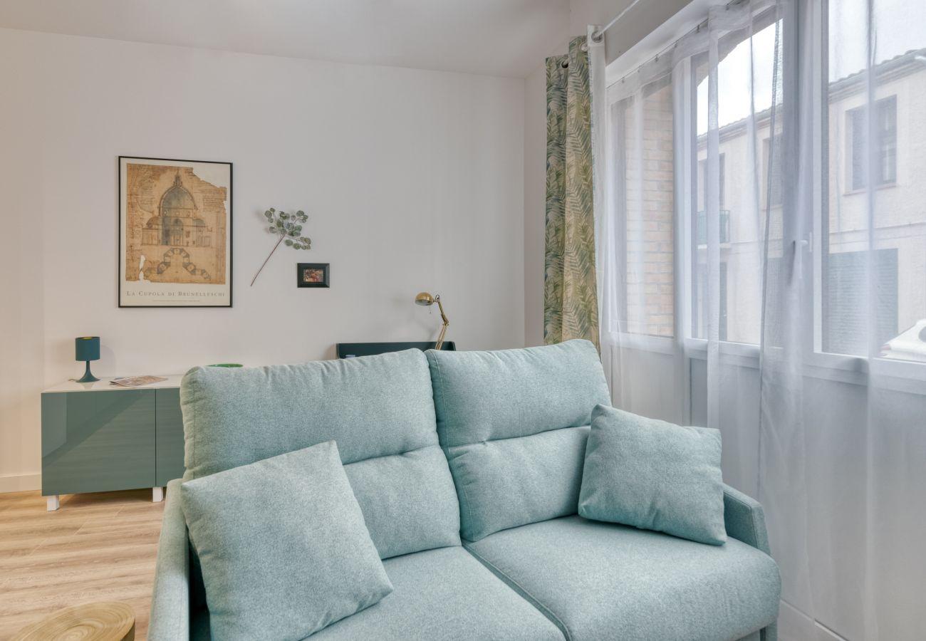 Appartement à Toulouse - COMPANS CAFFARELLI Hyper Centre