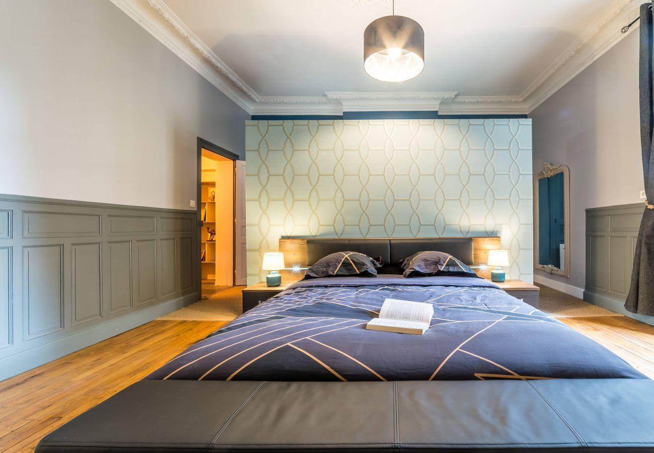 Appartement à Brive-la-Gaillarde - L'APPART #3 - Esprit Loft - 1 Chambre