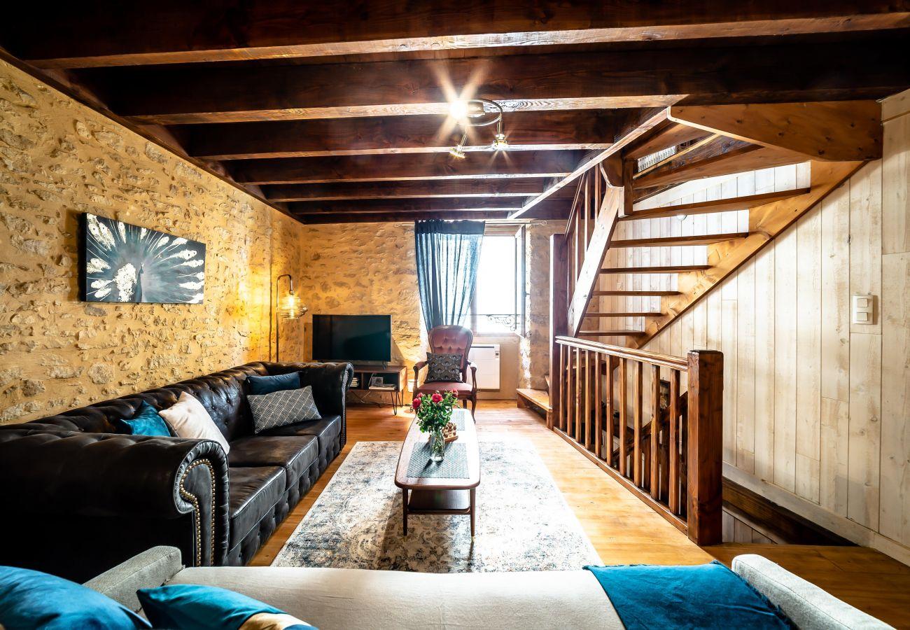 Maison à Sarlat-la-Canéda - SARLAT #5 - Maison de ville - 4 personnes