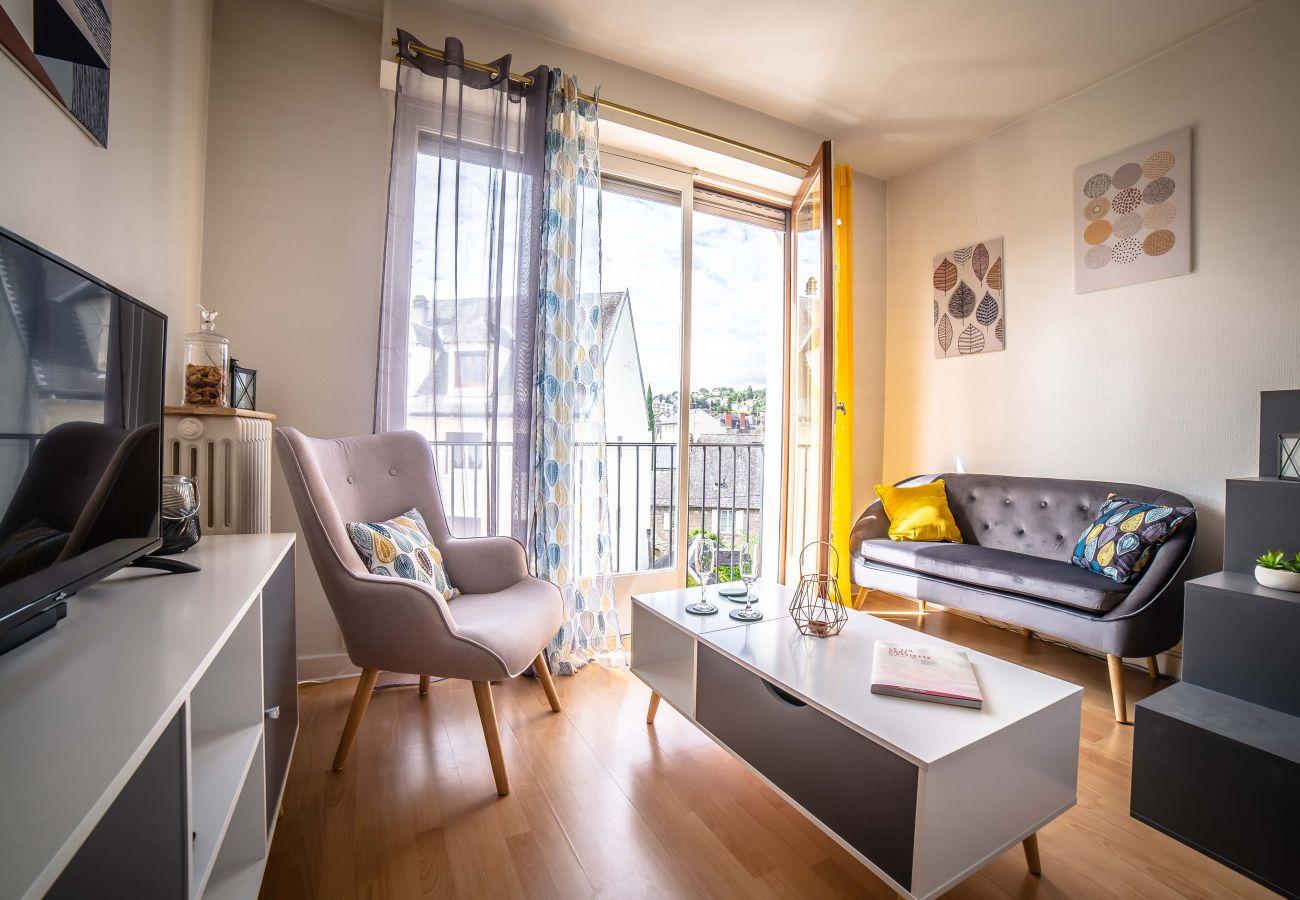 Studio à Brive-la-Gaillarde - ROOSEVELT #7 - Studio coquet - 1 Chambre