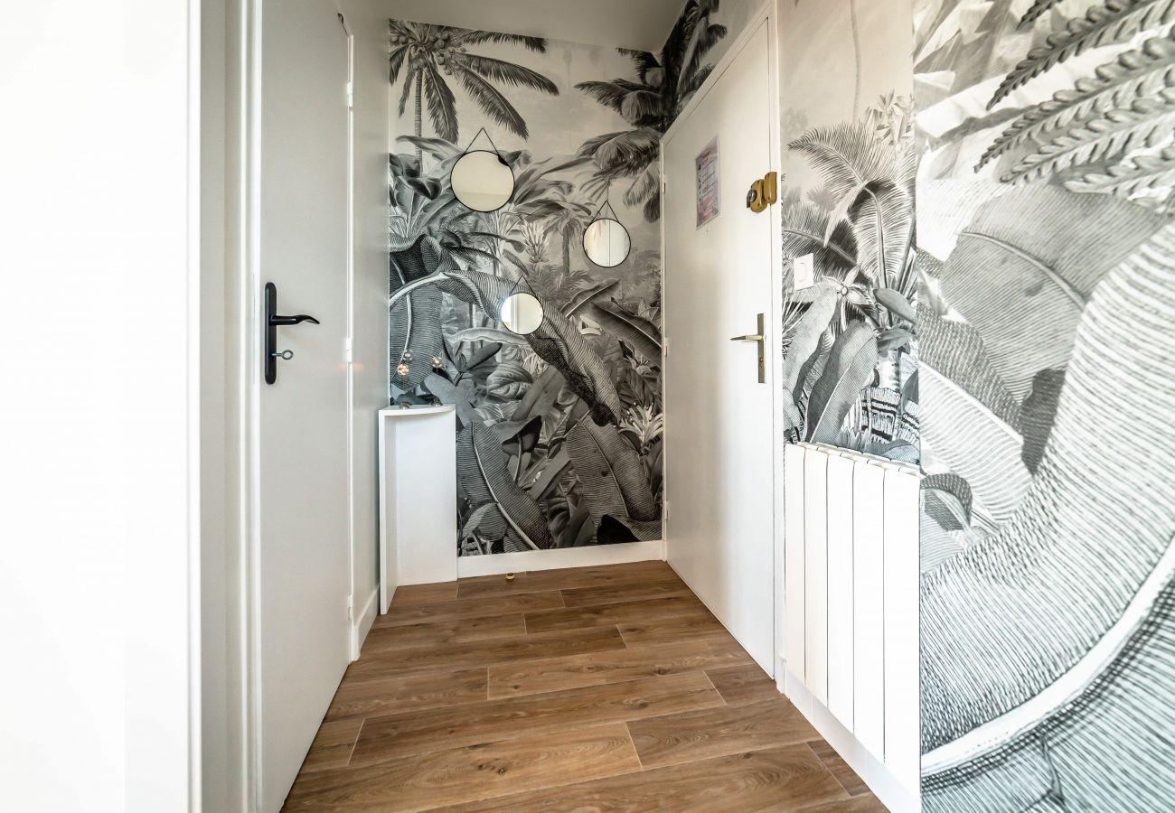 Studio à Brive-la-Gaillarde - TURGOT #25 - Cocon urbain - 1 Chambre