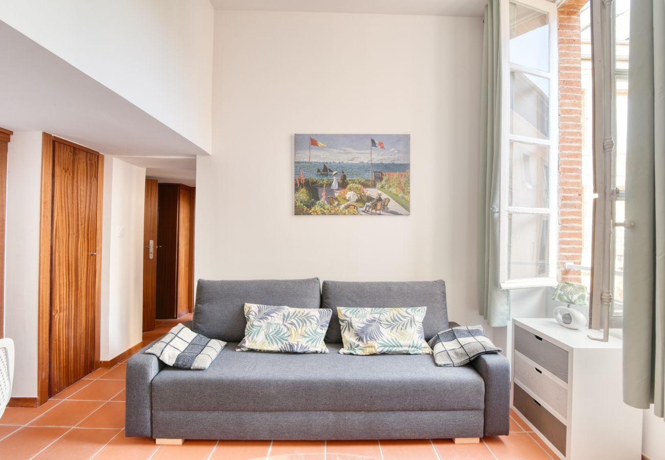 Appartement à Toulouse - PLACE DU CAPITOLE 3 Cour