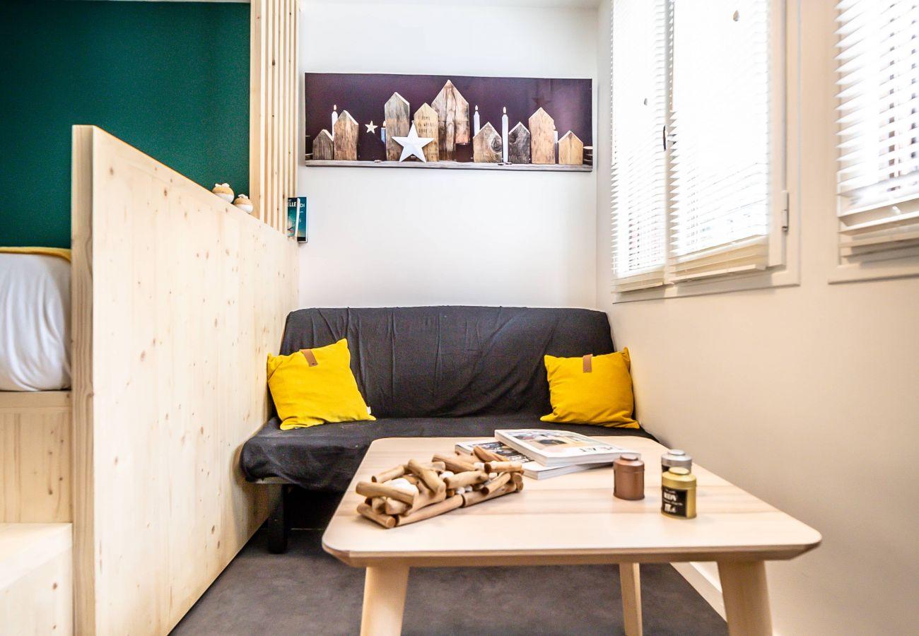 Studio à Mont-Dore - MONT-DORE #1 - Studio Esprit Chalet - 1 Chambre