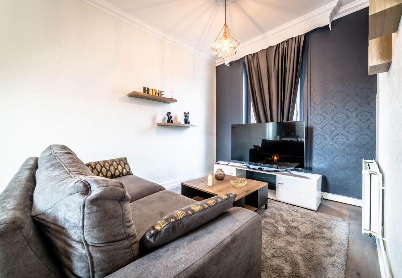 Appartement à Brive-la-Gaillarde - POMPIDOU #2 - Chic & Elégant - 1 chambre