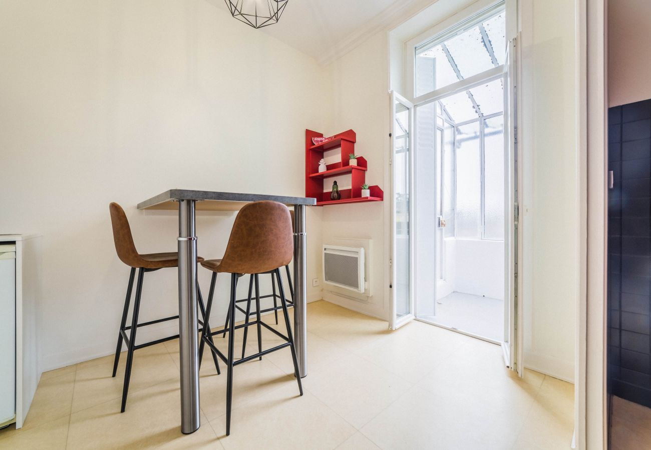 Studio à Brive-la-Gaillarde - MISTRAL #1 - Studio chic - 1 chambre