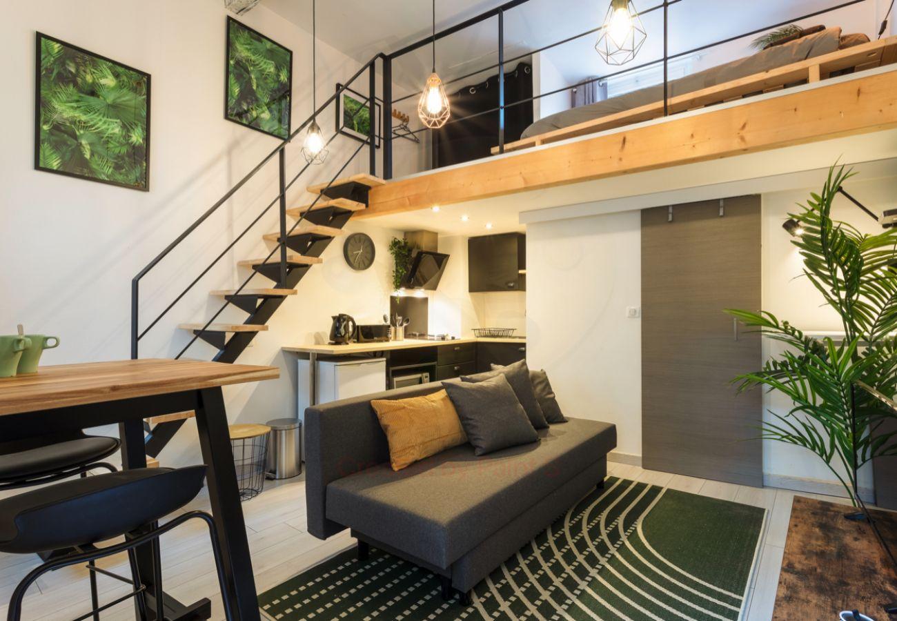 Studio à Toulouse - CROIX BARAGNON Hyper Centre