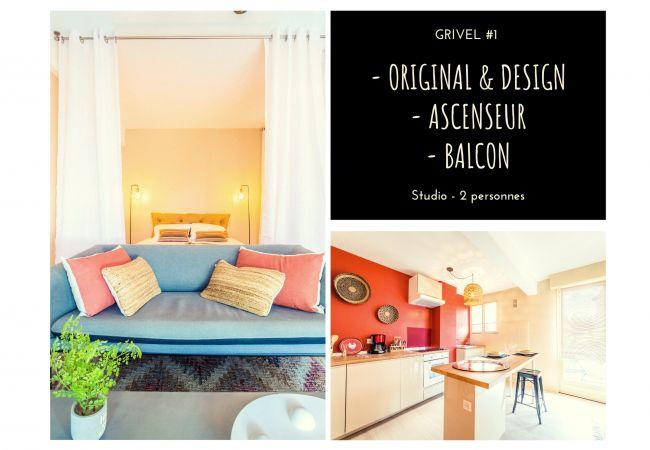 Brive-la-Gaillarde - Studio